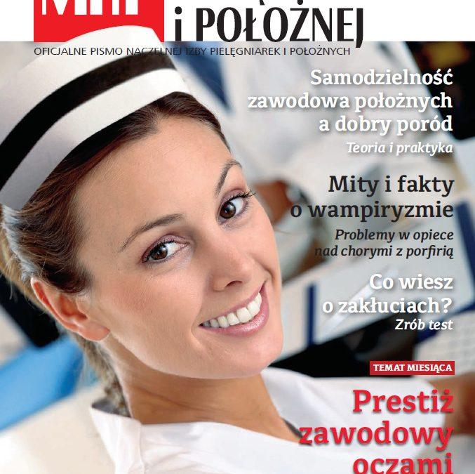 Magazyn Pielęgniarki i Położnej 11/2014
