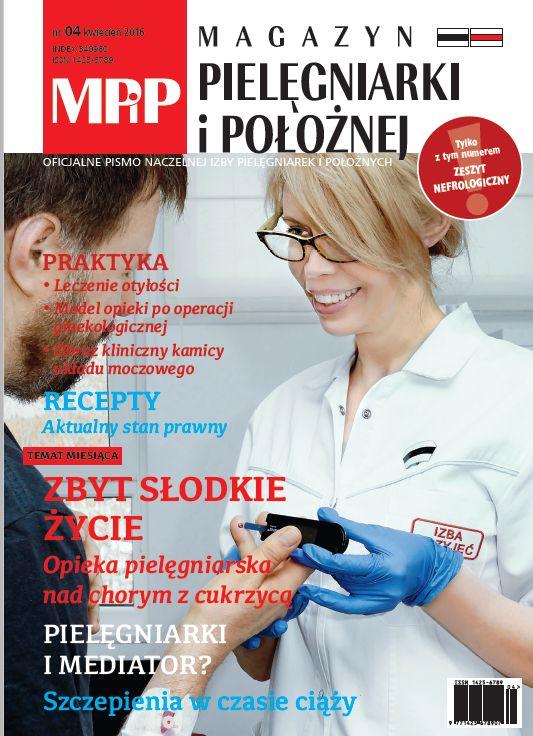Magazyn Pielęgniarki iPołożnej 4/2016