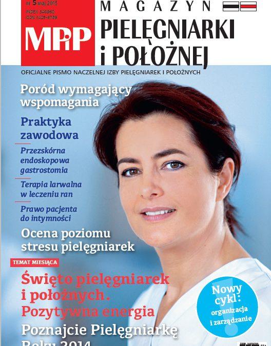 Magazyn Pielęgniarki iPołożnej 5/2015
