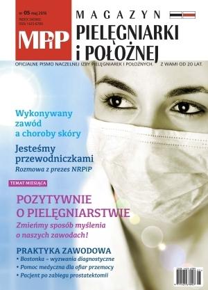 Magazyn Pielęgniarki iPołożnej 5/2016