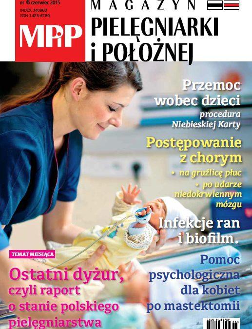 Magazyn Pielęgniarki iPołożnej 6/2015