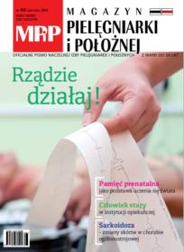 Magazyn Pielęgniarki iPołożnej 6/2016