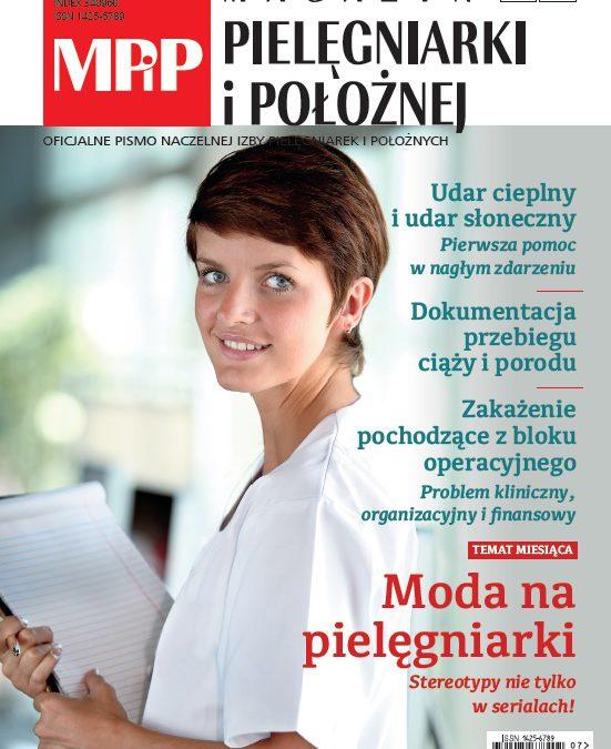 Magazyn Pielęgniarki i Położnej 7-8/2014