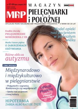 Magazyn Pielęgniarki iPołożnej 7-8/2016