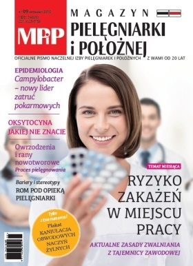 Magazyn Pielęgniarki iPołożnej 9/2016