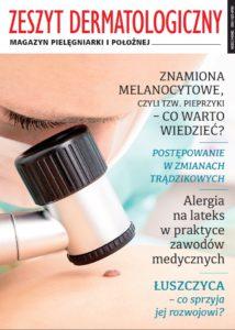 Zeszyt dermatologiczny