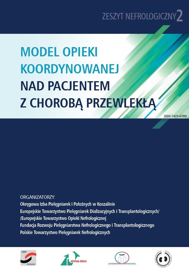 Model opieki koordynowanej nad pacjentem z chorobą przewlekłą.