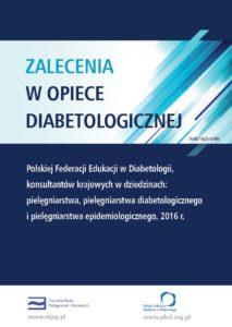 Zalecenie wopiece diabetologicznej