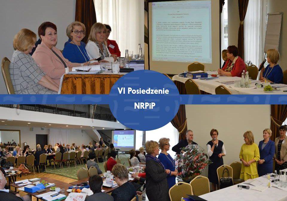 Gościem posiedzenia NRPiP była Wiceminister Zdrowia Józefa Szczurek-Żelazko