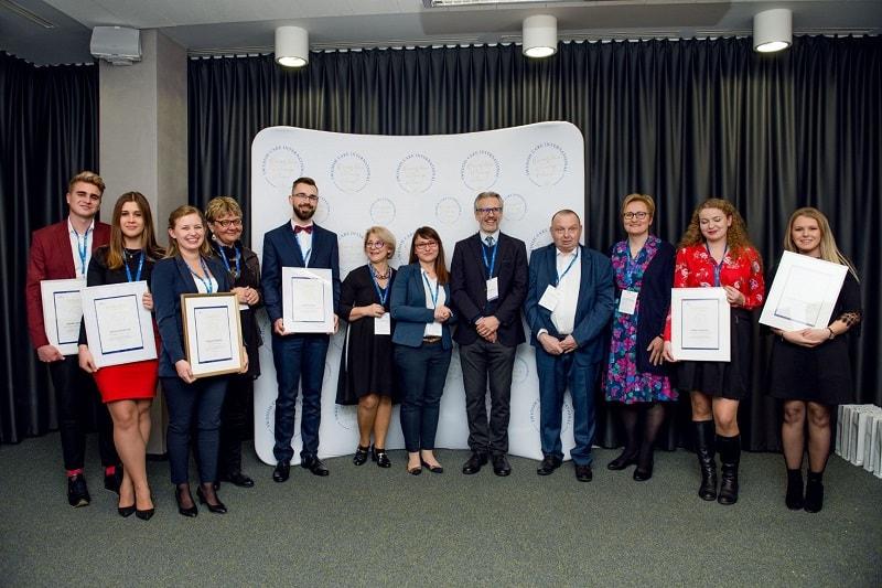 Polska studentka wyróżniona prestiżową Nagrodą Pielęgniarską Królowej Sylwii.