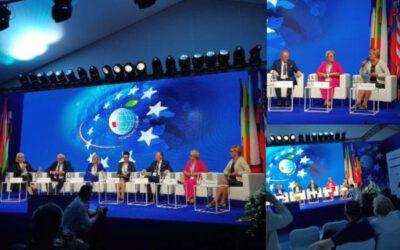 O kadrach medycznych na Forum Ekonomicznym w Krynicy