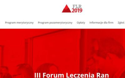 Trwa III Forum Leczenia Ran