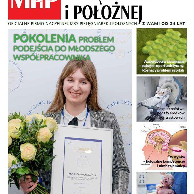 Problem podejścia domłodszego współpracownika Magazyn Pielęgniarki iPołożnej nr12.2019