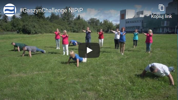 #GaszynChallenge NIPiP