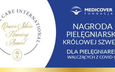 Trwa piąta polska edycja nagrody pielęgniarskiej podpatronatem JKM Królowej Szwecji