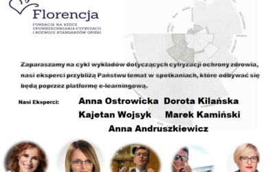 'Wiosna ze-Florencją' tocykl wykładów podnoszących kompetencje cyfrowe studentów ipielęgniarek