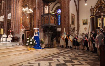 Wwigilię 3. rocznicy beatyfikacji Bł.Hanny Chrzanowskiej