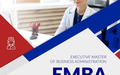 Zapraszamy nastudia podyplomowychExecutive Master of Business Administration EMBAdla Pielęgniarek iPołożnych.