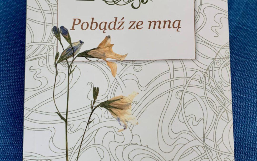 """""""Wyrazić siebie. Pobądź zemną."""" Urszula Krzyżanowska – Łagowska"""