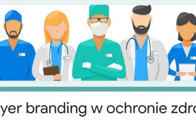 Badanie: Employer branding wochronie zdrowia