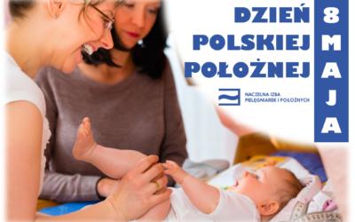 8 maja Dzień Polskiej Położnej