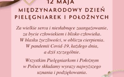 """W. KRUK kontynuuje swój udział wakcji """"Wwalce zkoronawirusem liczy się każda złotówka"""""""