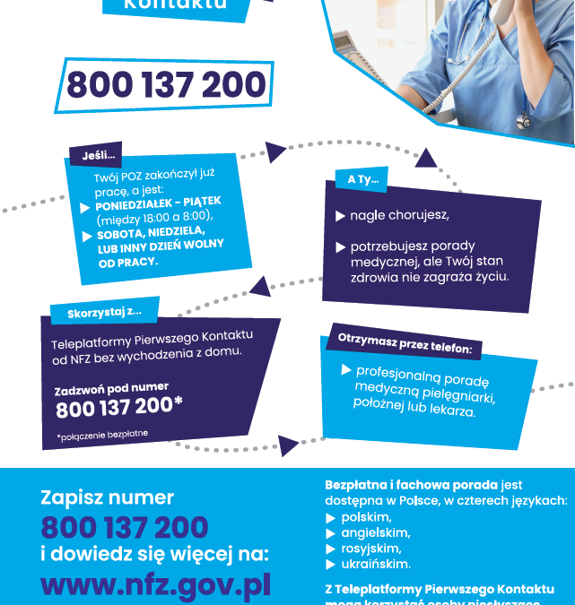 Teleplatforma Pierwszego Kontaktu (TPK) 800 137 200