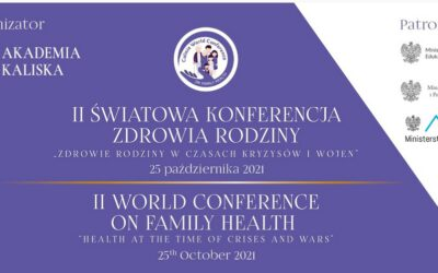 II Światowa Konferencja Zdrowia Rodziny – 24 października, niedziela